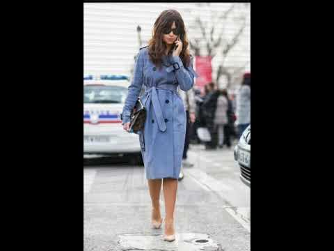 How to wear trench coat 2018 trend