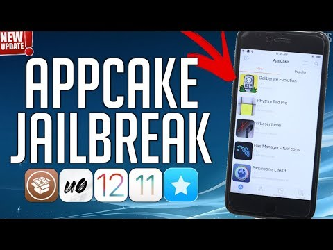 How To Install AppCake & AppSync PAID Apps & Games FREE IOS 12 - 12.4 Jailbreak No Revoke IPhone