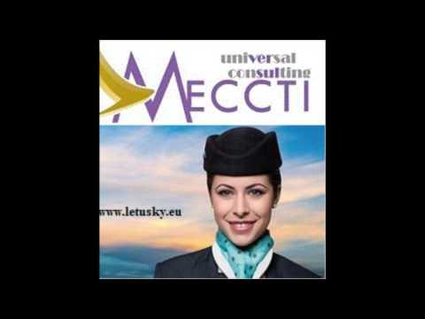 Flynas Cabin crew recruitment event Meccti Slovakia in Bratislava