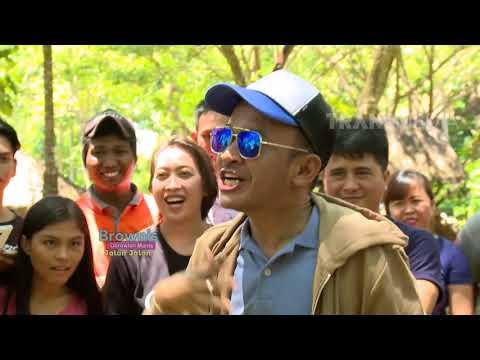BROWNIS - Ruben & Anwar Menjelajahi Adventure Park (15/4/18) Part 1