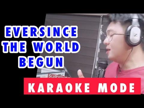 Download EVERSINCE THE WORLD BEGAN - SURVIVOR | Cover Song Papa Jr