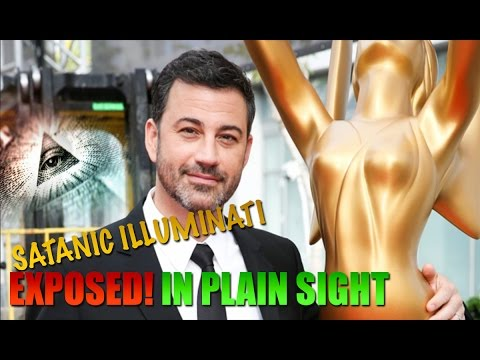 2016 Emmys Awards SATANIC illuminati EXPOSED! Contract/ Devil Godless Sodomites!