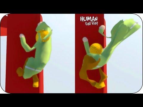 COMO ROMPER HUMAN FALL?! BUGEANDO EL JUEGO CON BEBE VITA EN HUMAN FALL FLAT PC ROLEPLAY TRAMPA TRUCO