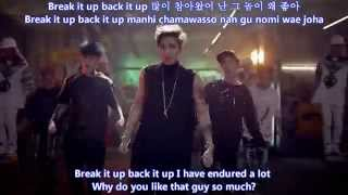 Boyfriend Obsession MV [Eng Sub + Romanization + Hangul] HD