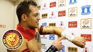 Best of the Super Juniors Night 7 (May 22) Post match comments: 8th match thumbnail