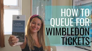 Learn how to buy wimbledon tickets | Simple guide for beginners |Hints, Tips, Tricks