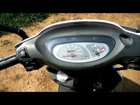 "Review- Movie Kimco 125 CC \ סקירה על  Movie Kimco 125 סמ""ק"