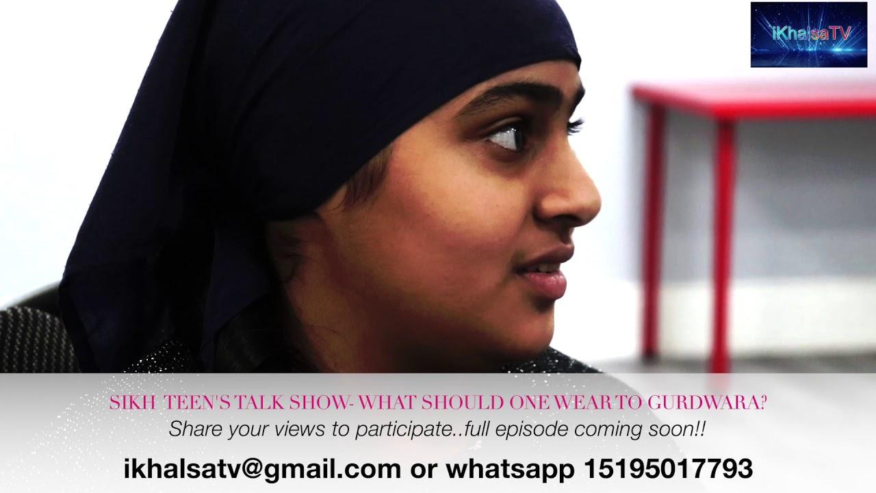 iKhalsaTV Sikh Teen's Talk Show