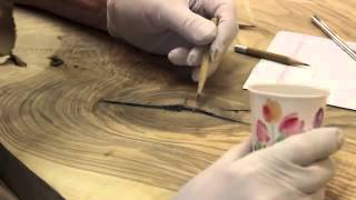 The Down To Earth Woodworker: Wood Knots & Other Defects