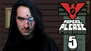 Papers Please   Indie Game (5) - My Son's Birthday!