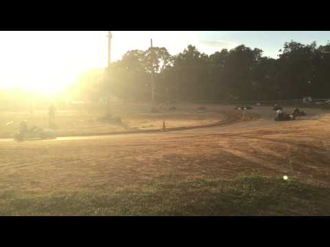 Deep South Series | Sunset Karting Speedway | Senior Pro