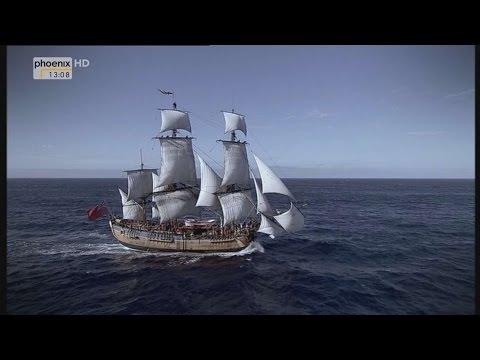 [Doku] James Cook - Seefahrer und Entdecker (2/4) Das erste Kommando [HD]