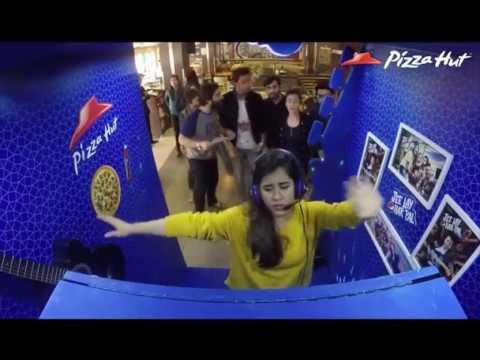 Pepsi Pakistan / Pizza Hut - Jee Lay Har Pal (Karaoke Video)