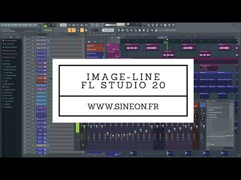 FL STUDIO 20 - L' énorme Formation - IMAGE-LINE (V1) [TUTO MAO GUITARE]