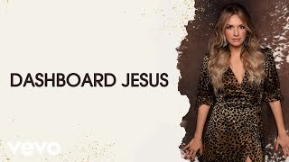 Carly Pearce - Dashboard Jesus (Lyric Video)