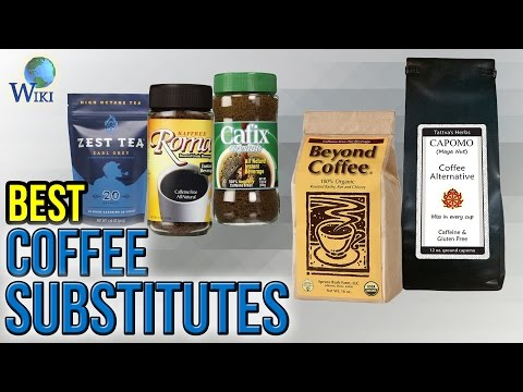 10 Best Coffee Substitutes 2017