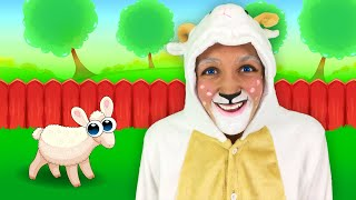 Mary Had a Little Lamb Song for Kids + More Popular Nursery Rhymes