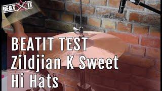 "BeatIt Test: 14"" Zildjian K Sweet Hi Hat"
