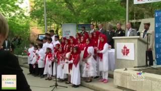 CTV Saskatoon: Ahmadiyya Muslim Day 50th celebrations City Hall