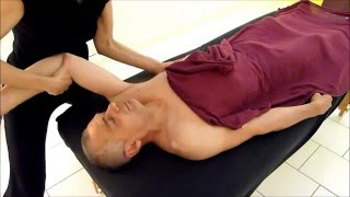ASMR Massage relaxant près d'Avignon - version longue