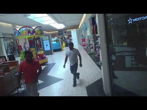 Shopping Inside The Dover Mall - Dover, Delaware