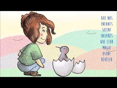 """Zaz Sera Toujours Zaz"" - Kristelle (Official Video / Lyrics)"