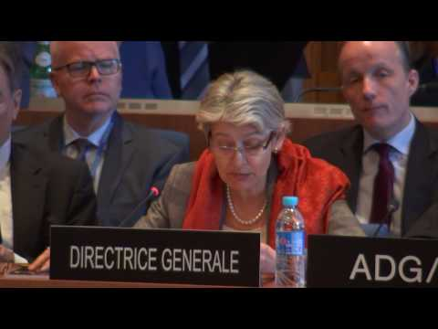 Opening address by Ms Irina Bokova - UNESCO Colloquium Journalism Under Fire