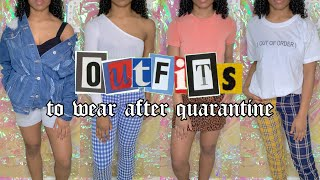 outfits to wear after quaranti…