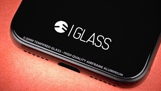 SwitchEasy Glass Case for iPhone 7 - Review - A case made of glass?