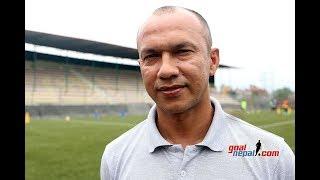 Nepal women's team head coach hari khadka ||