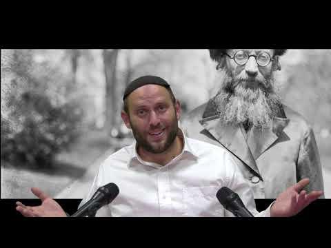 RAV KOOK 1 - Les moments importants de sa vie - Rav Eytan Fiszon