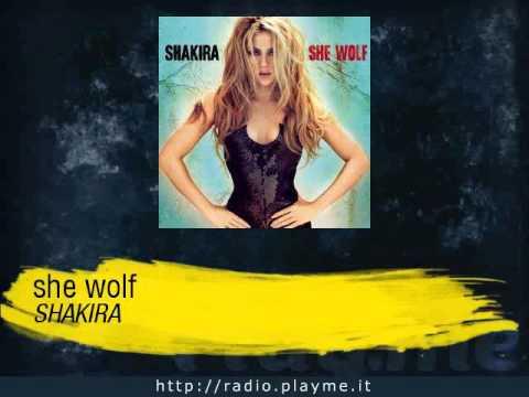 Shakira, radio online con le canzoni piu' belle