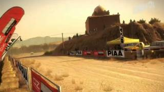 Dirt 2 Demo PC Gameplay