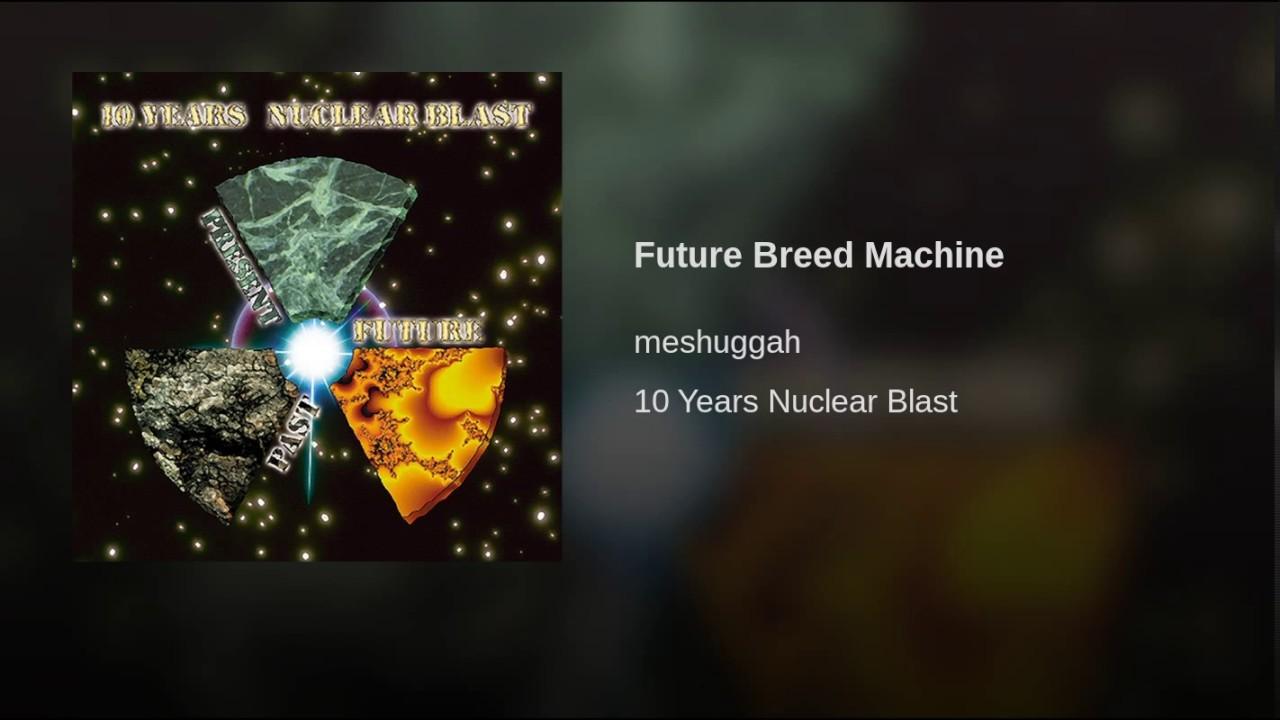 future breed machine