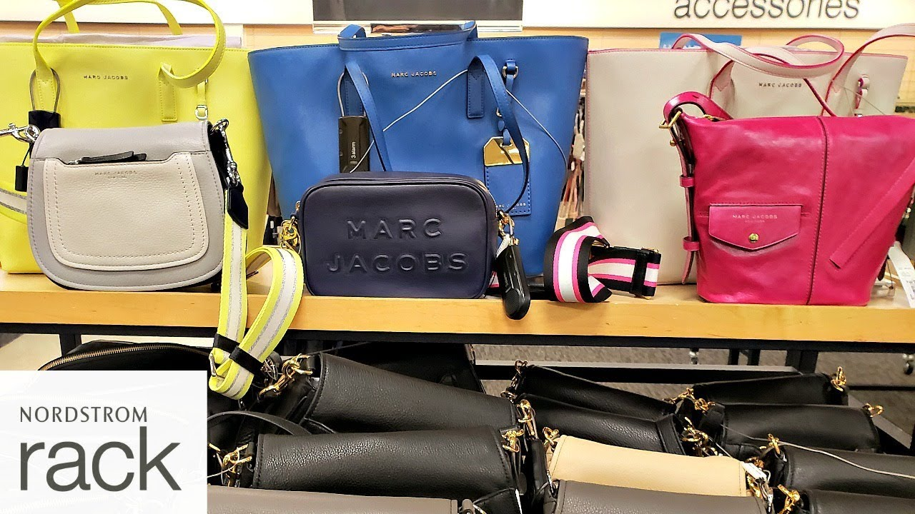 0997b4d2fb17 SHOP WITH ME- NORDSTROM RACK HANDBAGS 2019 - YouTube