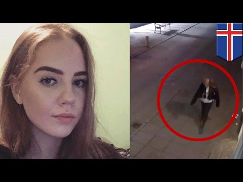 Iceland missing woman: Iceland gripped by search for woman in mysterious disappearance - TomoNews