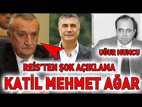 Sedat Peker 7. Video Şok Açıklama – Katil Mehmet Ağar