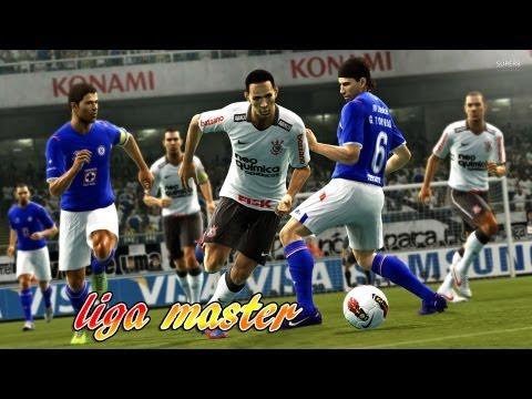 Pro Evolution Soccer 2014 Liga Master primeros partidos xbox 360 (Español)