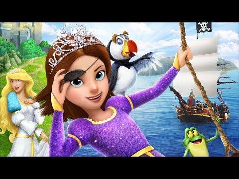 Мультфильм принцесса лебедь 6 пират или принцесса