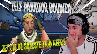 LIVE BUILD YOUR OWN PARKOUR, WITH PRIZE MONEY! USE CODE: PAT-EN//FORTNITE//Nederlands/NL