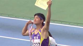 2015東京都高校陸上 男子八種競技 1500m + 表彰式