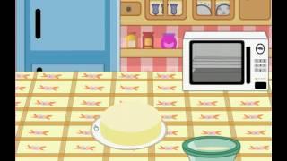 Cooking Games S2 Orange Crunch Cake