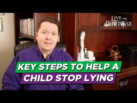 How To Get Kids To Stop Lying