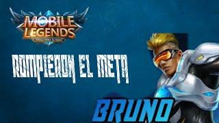 Vuelve Mobados Y Volvio Bruno Al Meta ⚽ Mobile Legends Español 2019