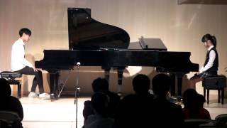 말할 수 없는 비밀 OST 중 '피아노배틀' 시리즈 1,2,3  실사판-용인상하중학교(서장원/안예진)