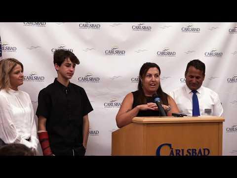 November 2019 Rising Star: Dylan McVeigh - Carlsbad Village Academy