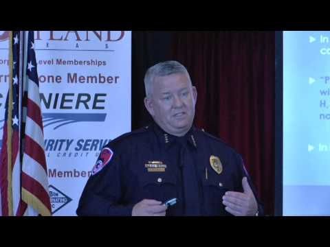 Texas Open Carry Law with Portland Police Chief Mark Cory