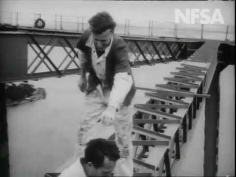 Bridge Riggers Have Nerves Of Steel: Australian Diary 89.
