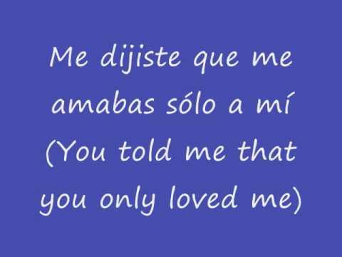 Maria Isabel -  Mira Niño (Spanish Lyrics/English Translation)