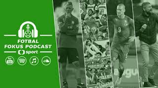 Fotbal fokus podcast: Jak velký podíl má na výhře nad Anglií Slavie a proč nechodí fanoušci?